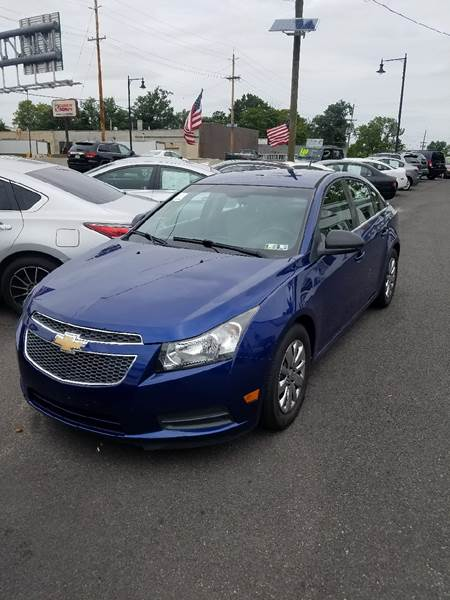 2012 Chevrolet Cruze LS 4dr Sedan - Collingswood NJ