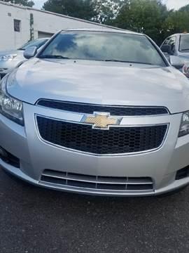 2012 Chevrolet Cruze for sale in Collingswood, NJ