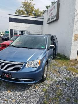 2012 Chrysler Town and Country for sale in Collingswood, NJ