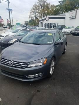 2012 Volkswagen Passat for sale in Collingswood, NJ