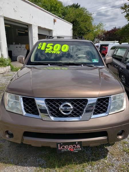 2005 Nissan Pathfinder SE 4WD 4dr SUV   Collingswood NJ