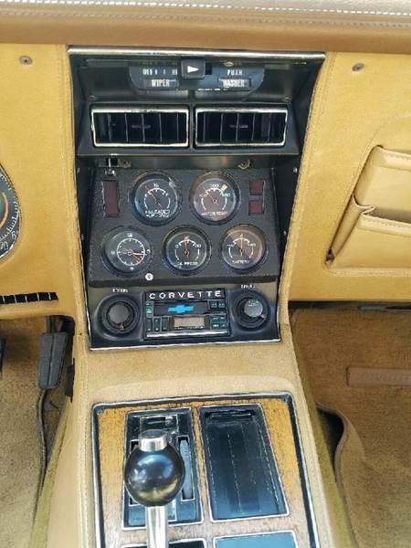 1976 Chevrolet Corvette  - Collingswood NJ