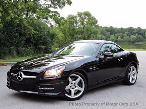 2014 Mercedes-Benz SLK for sale in Alsip, IL