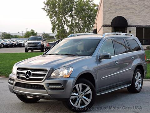 2012 Mercedes-Benz GL-Class for sale in Alsip, IL
