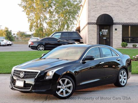 2013 Cadillac ATS for sale in Alsip, IL