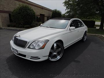2004 Maybach 57 for sale in Alsip, IL