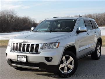 2012 Jeep Grand Cherokee for sale in Alsip, IL
