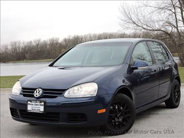 2007 Volkswagen Rabbit for sale in Alsip, IL