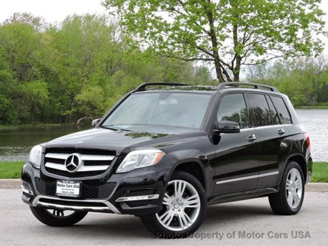 2013 Mercedes-Benz GLK for sale in Alsip, IL