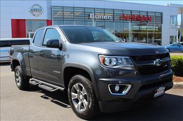 2015 Chevrolet Colorado for sale in Burien, WA
