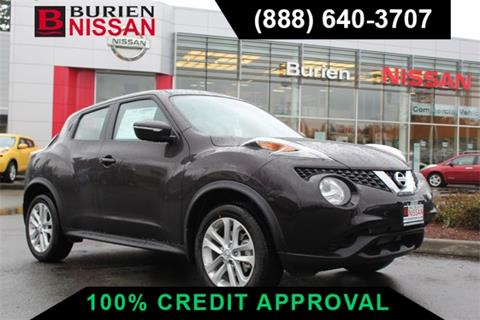 2017 Nissan JUKE for sale in Burien, WA