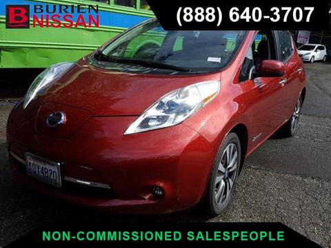 2014 nissan leaf for sale for 80kw ac synchronous electric motor