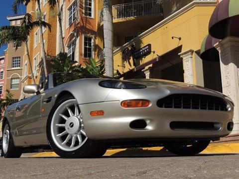 1998 Aston Martin DB7 for sale in Naples, FL