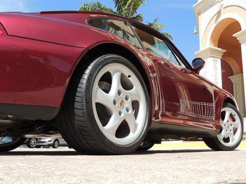 1996 Porsche 911 for sale in Naples, FL