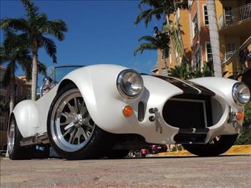 1965 Shelby Backdraft for sale in Naples, FL