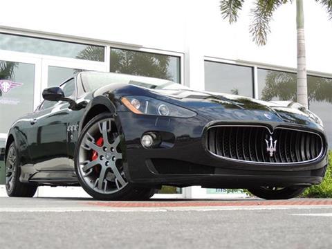 2009 Maserati GranTurismo for sale in Naples, FL