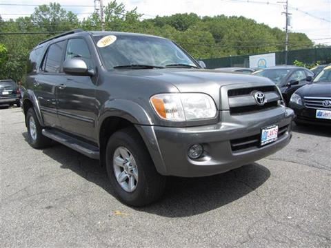 2007 Toyota Sequoia for sale in Framingham, MA