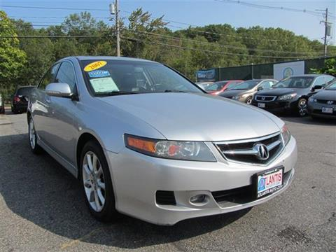 2007 Acura TSX for sale in Framingham, MA