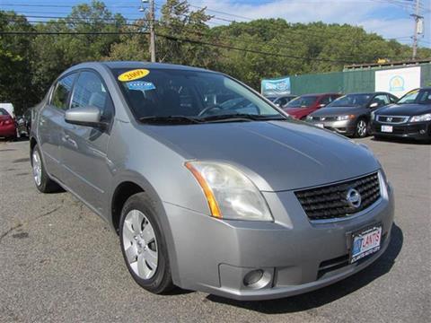 2009 Nissan Sentra for sale in Framingham, MA