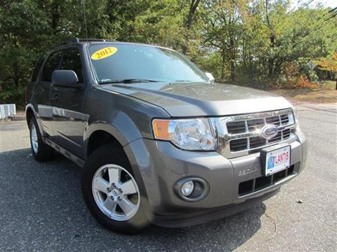 2012 Ford Escape for sale in Framingham, MA