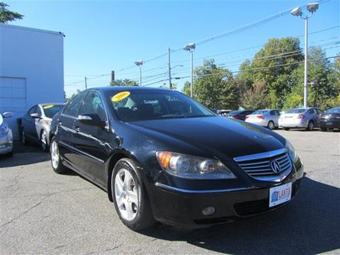 2006 Acura RL for sale in Framingham, MA