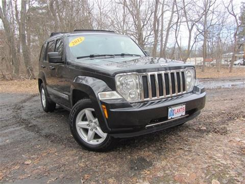 2012 jeep liberty for sale in massachusetts. Black Bedroom Furniture Sets. Home Design Ideas