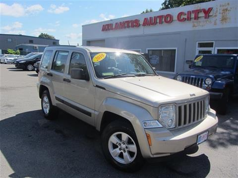 2010 Jeep Liberty for sale in Framingham, MA