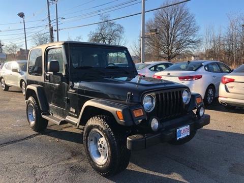2003 Jeep Wrangler for sale in Framingham, MA