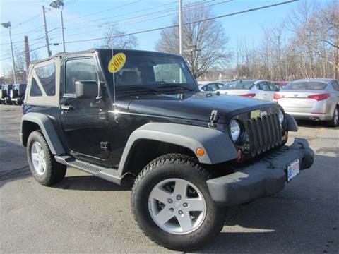 2010 Jeep Wrangler for sale in Framingham, MA