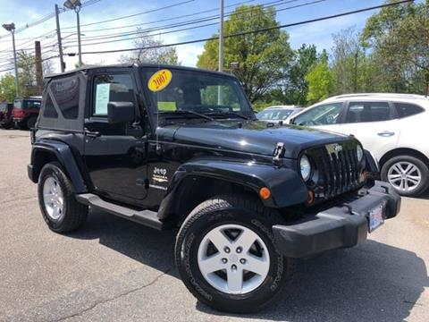 2007 Jeep Wrangler for sale in Framingham, MA