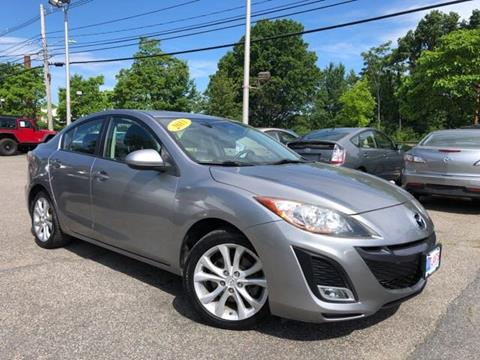 2011 Mazda MAZDA3 for sale in Framingham, MA