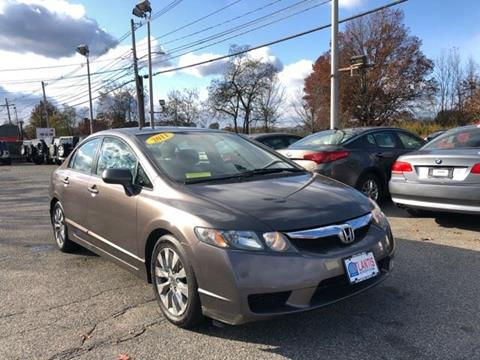 2011 Honda Civic for sale in Framingham, MA
