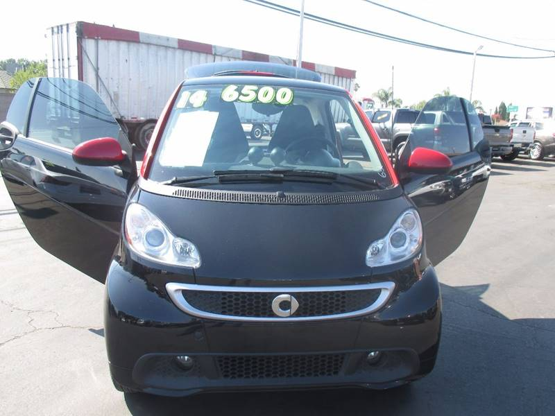 2014 Smart Fortwo Passion Electric Drive 2dr Hatchback In