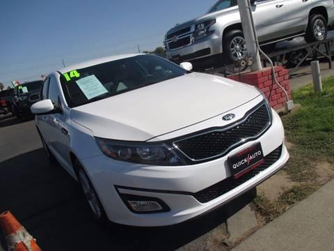 2014 Kia Optima for sale in Modesto, CA