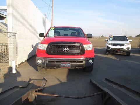 2013 Toyota Tundra for sale in Modesto, CA