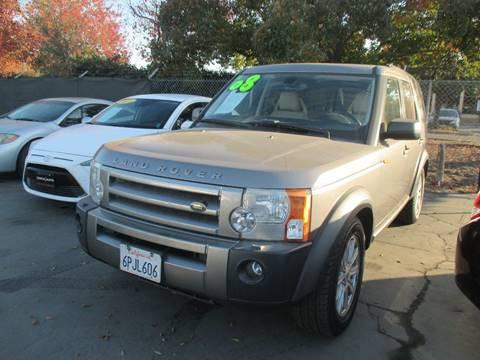 2008 Land Rover LR3 for sale in Modesto, CA