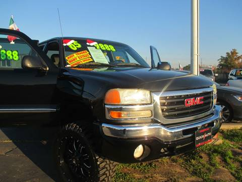 2005 GMC Sierra 1500 for sale in Modesto, CA