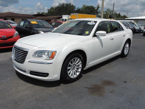 2012 Chrysler 300 for sale in Kissimmee, FL