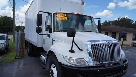 2010 International 4300 for sale in Kissimmee, FL