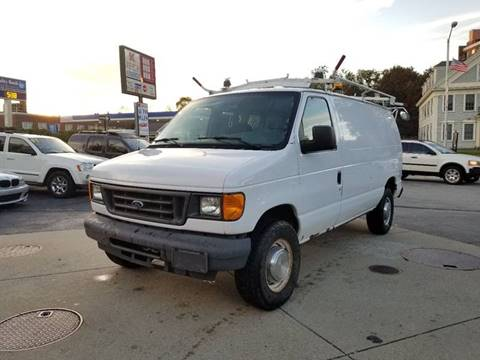 2004 Ford E-Series Cargo for sale in Leominster, MA