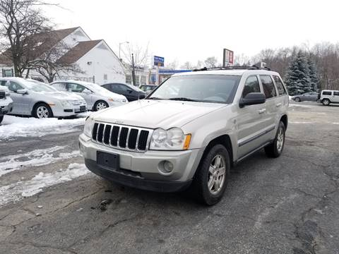 2007 jeep grand cherokee for sale in massachusetts. Black Bedroom Furniture Sets. Home Design Ideas