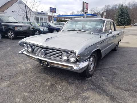 1961 Buick LeSabre for sale at K Tech Auto Sales in Leominster MA
