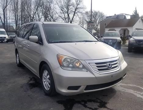 2008 Honda Odyssey for sale in Leominster, MA
