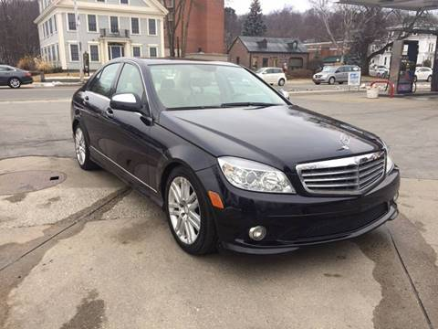 2009 Mercedes-Benz C-Class for sale in Leominster, MA