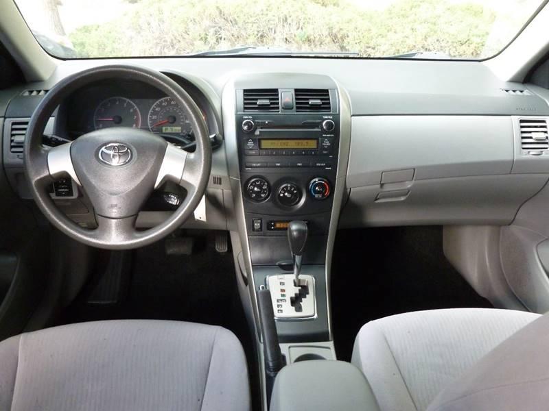 Toyota Corolla 2010 Interior | Toyota Motor Europe | Flickr