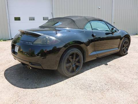 Used Mitsubishi Eclipse Spyder For Sale Carsforsalecom