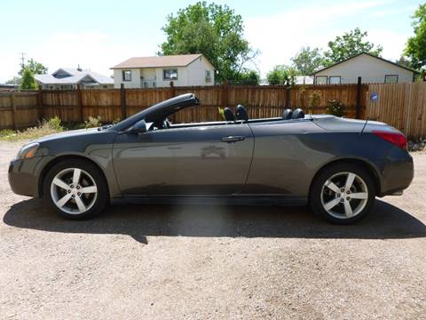 2007 Pontiac G6 for sale in Commerce City, CO