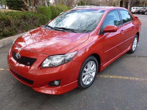 2010 Toyota Corolla for sale in Denver, CO