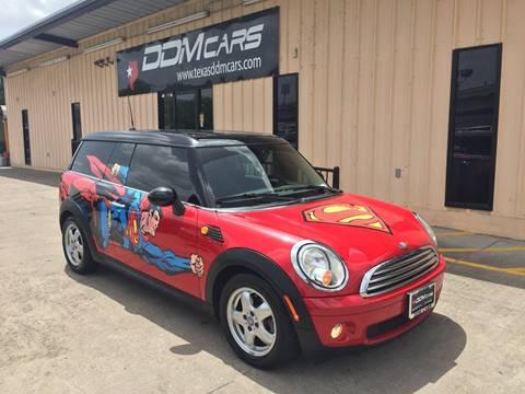 2009 MINI Cooper Clubman for sale in Houston, TX