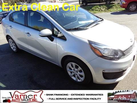 2016 Kia Rio for sale in Davidsville, PA